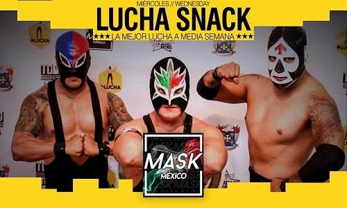 Watch Los Mexicanos vs La Dinastía Crazy 12/18/2020 Full Show