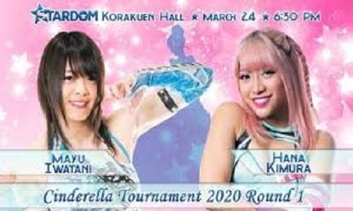 Watch Stardom 2020 12 13 Road To Osaka Dream Cinderella Day 1 12/18/20 Full Show