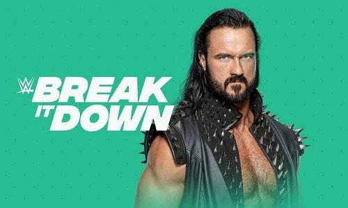Watch WWE Break It Down Episode 11 12/18/2020 Full Show