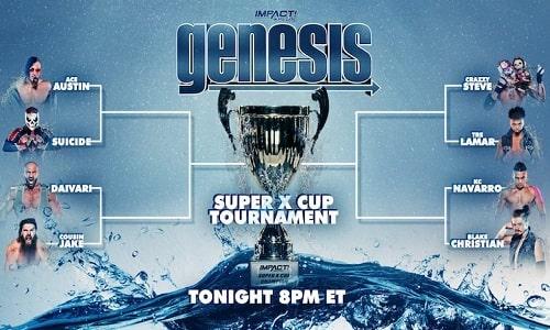 Watch Impact Wrestling Genesis 2021 1/9/21 Full Show