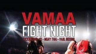 Watch VAMMA Fight Night 2/19/21 Full Show