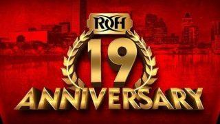 Watch ROH 19th Anniversary 2021 3/26/21