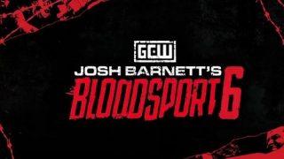 Watch GCW Josh Barnetts Bloodsport 6