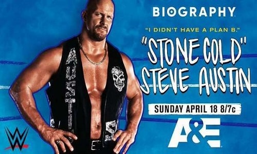 WWE Biography Stone Cold Steve Austin A&E