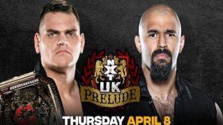 Watch WWE NXT UK Prelude 4/8/21