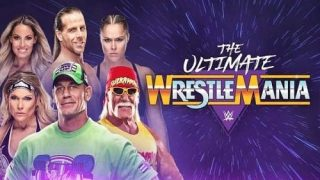 Watch WWE The Ultimate Show Wrestlemania