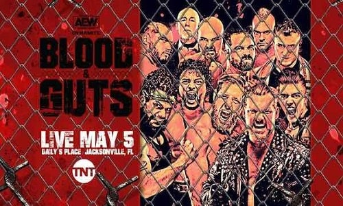 AEW Dynamite Blood & Guts