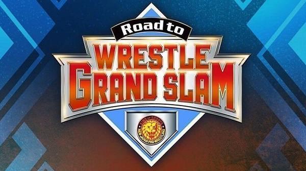 NJPW Road to Wrestle Grand Slam 2021