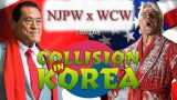 Watch WCW x NJPW Collision In Korea 1995
