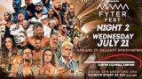 Watch AEW Fyter Fest Night 2 7/21/21 Live PPV Online