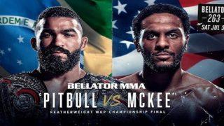Watch Bellator 263 7/31/21