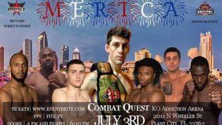 Watch Combat Quest 14 Merica 7/3/21