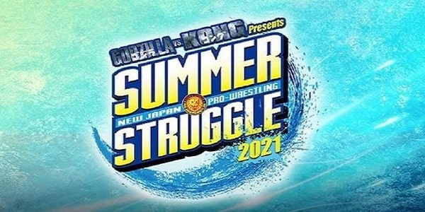 Watch NJPW Summer Struggle in Nagoya 2021 7/24/21