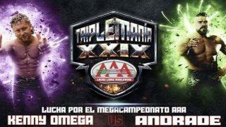Watch AAA TripleMania XXIX 2021 8/14/21