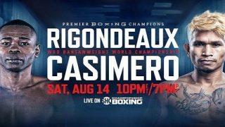 Watch Boxing: Casimero vs. Rigondeaux 8/14/21