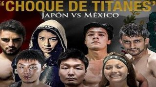 Watch Choque de Titanes : Mexico vs. Japan 8/20/21