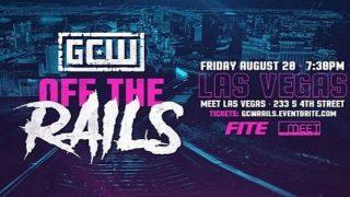 Watch GCW: Off The Rails 8/20/21