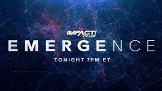 Watch iMPACT Wrestling: Emergence 8/20/21