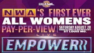 Watch NWA EmPowerrr PPV 8/28/21