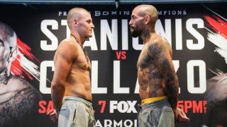 Watch PBC Boxing: Stanionis vs. Collazo 2021 8/7/21