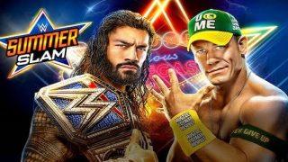 Watch WWE SummerSlam 2021 PPV 8/21/21 Live Online
