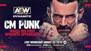 Watch AEW Dynamite Live 8/25/21