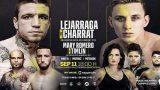 Boxing Lejarraga v Charrat 9/11/21