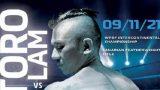 ECB Elite Championship Boxing : Santoro vs Lam 9/11/21