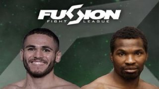 Fusion Fight League: Michael Garcia vs Mike Kuehne 9/18/21