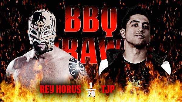 NJPW BBQ Brawl 2021 Live