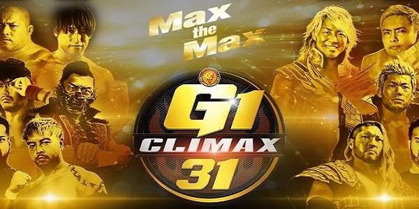 NJPW G1 Climax 31 (Night 1) 9/18/2021