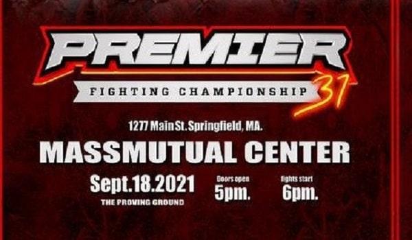 Premier FC31 Tournament Fight Night