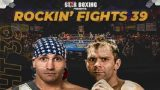 Star Boxing Rockin Fights 39 9/4/21