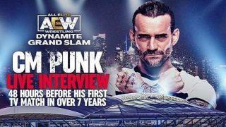 AEW Dynamite: Grand Slam Live 9/22/2021