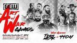 GCW Art of War Games 9/4/21
