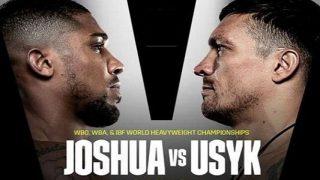 Joshua Vs Usky Boxing 9/25/21-25th September 2021