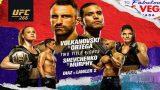 UFC 266 PPV : Volkanovski vs. Ortega 9/25/21 25th September 2021