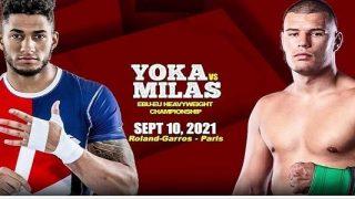 Yoka vs. Milas 9/10/21