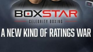 Boxstar Celebrity Boxing 10/2/21
